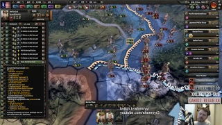 Independence Day and chill - HOI4 Death or Dishonor