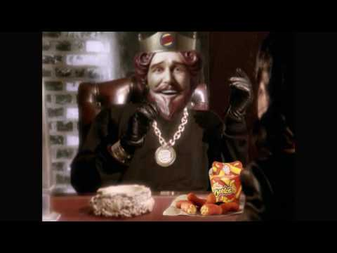 Burger King / Return Of The Mac N' Cheetos Commercial