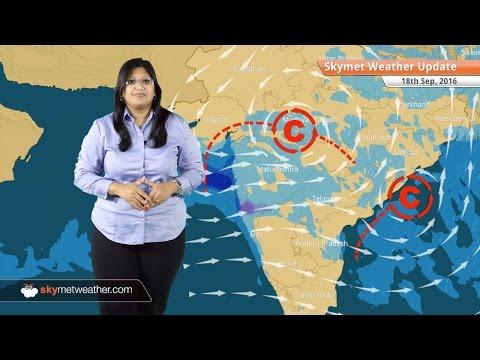 Weather Forecast for Sep 18: Heavy Monsoon rain in Mumbai, Maharashtra, Gujarat, South MP
