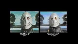 """Mad Max 2 """"Theatrical"""" vs Mad Max 2 """"Lost Version"""" (A Comparison)"""