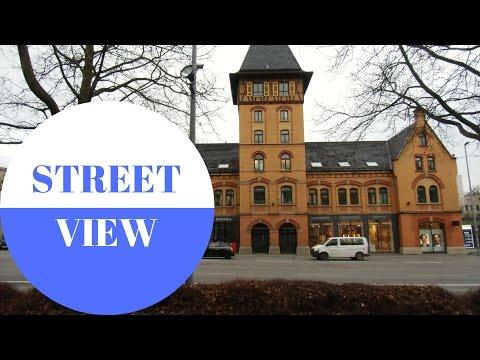 STREET VIEW: Reutlingen in GERMANY