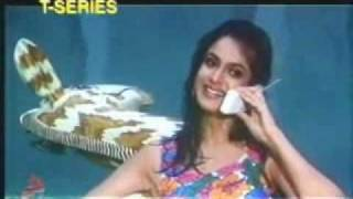 Miss India Shikha Swaroop Smooch and Swimsuit - Chandrakanta Fame thumbnail