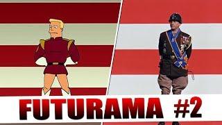 Futurama's Tribute to Cinema: Part 2