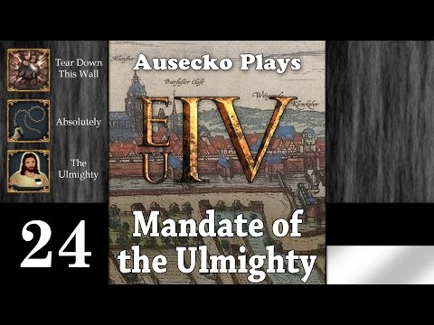 EUIV The Ulmighty 24 [What Sweden Wants]