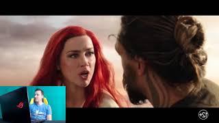 Первый взгляд на трейлер - Аквамен/Aquaman