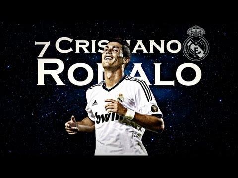 Cristiano Ronaldo - Real Madrid Superstar - HD 720p || 2013