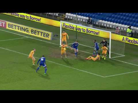 HIGHLIGHTS: CARDIFF CITY 2-0 PRESTON NORTH END