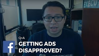 Q+A How To Get Your Facebook Ads Approved | Just Digital Inc.
