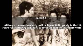 Anatahan (film) Top # 5 Facts.