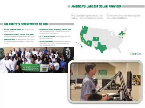 We Are SolarCity