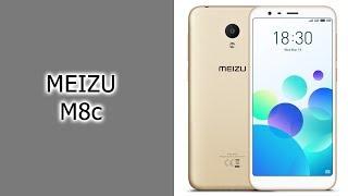 Первый взгляд на Meizu M8c