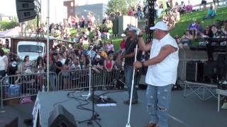 2015 Rockin On The River Troy, NY with Skeeter Creek