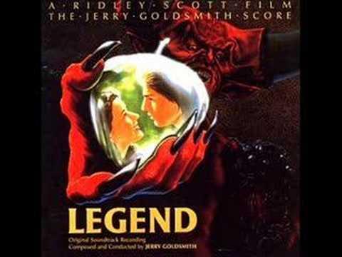 Jerry Goldsmith Legend OST - 10 The Jewels
