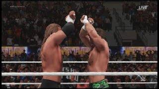 WWE 2K19 DX VS Shield WWE Dream Match 1