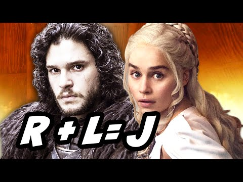 Thumbnail: Game Of Thrones Season 6 Jon Snow R+L=J and Tower of Joy Explained