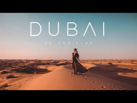 Dubai – Travel, Desert, Atlantis  | DEBIFLUE