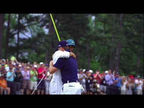 How A Math Teacher Became Jordan Spieth's Right-Hand Man | 2017 Masters