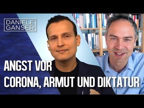 Dr. Daniele Ganser über Angst vor Corona, Armut und Diktatur