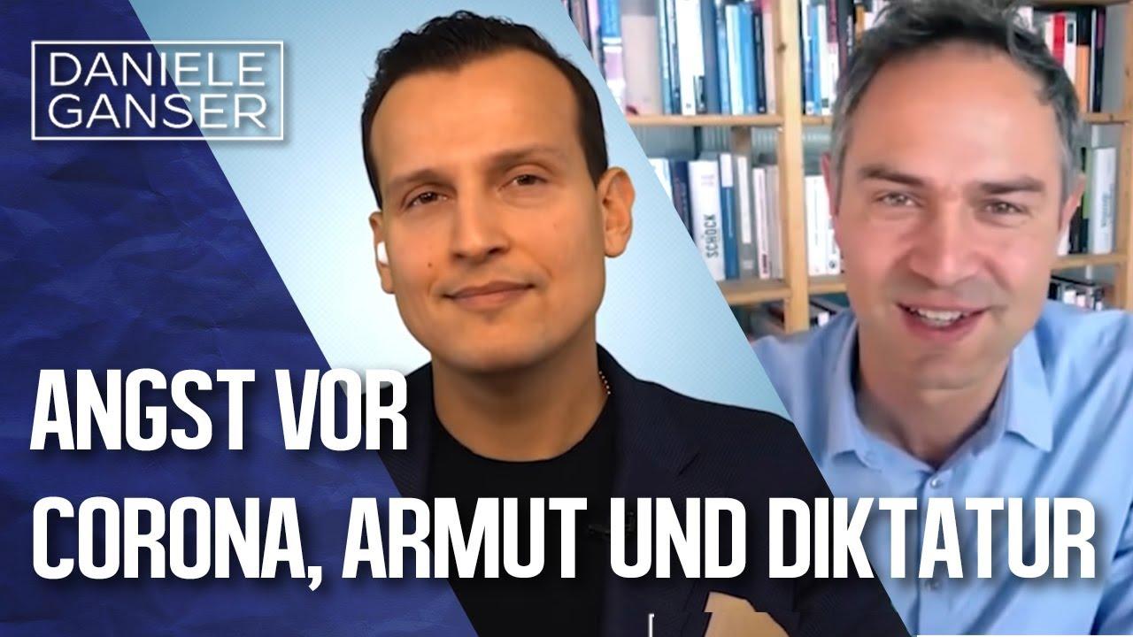 Dr. Daniele Ganser über Angst vor Corona, Armut und Diktatur (Dominik Kettner 27. November 2020)