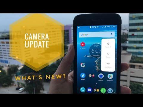 Moto G5 Plus Camera update   Oreo Update