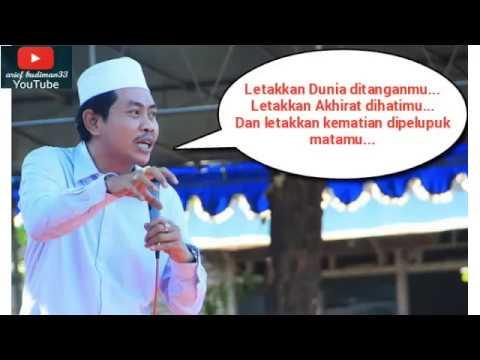 Kata Kata KH Anwar Zahid Terbaru 2018