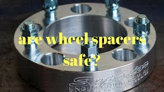 pros and cons of wheel spacers
