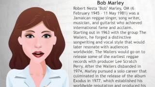 Bob Marley - Wiki Videos