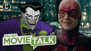 Flash Movie Films Next Year; Joker Budget Revealed + Live Calls - Movie Talk