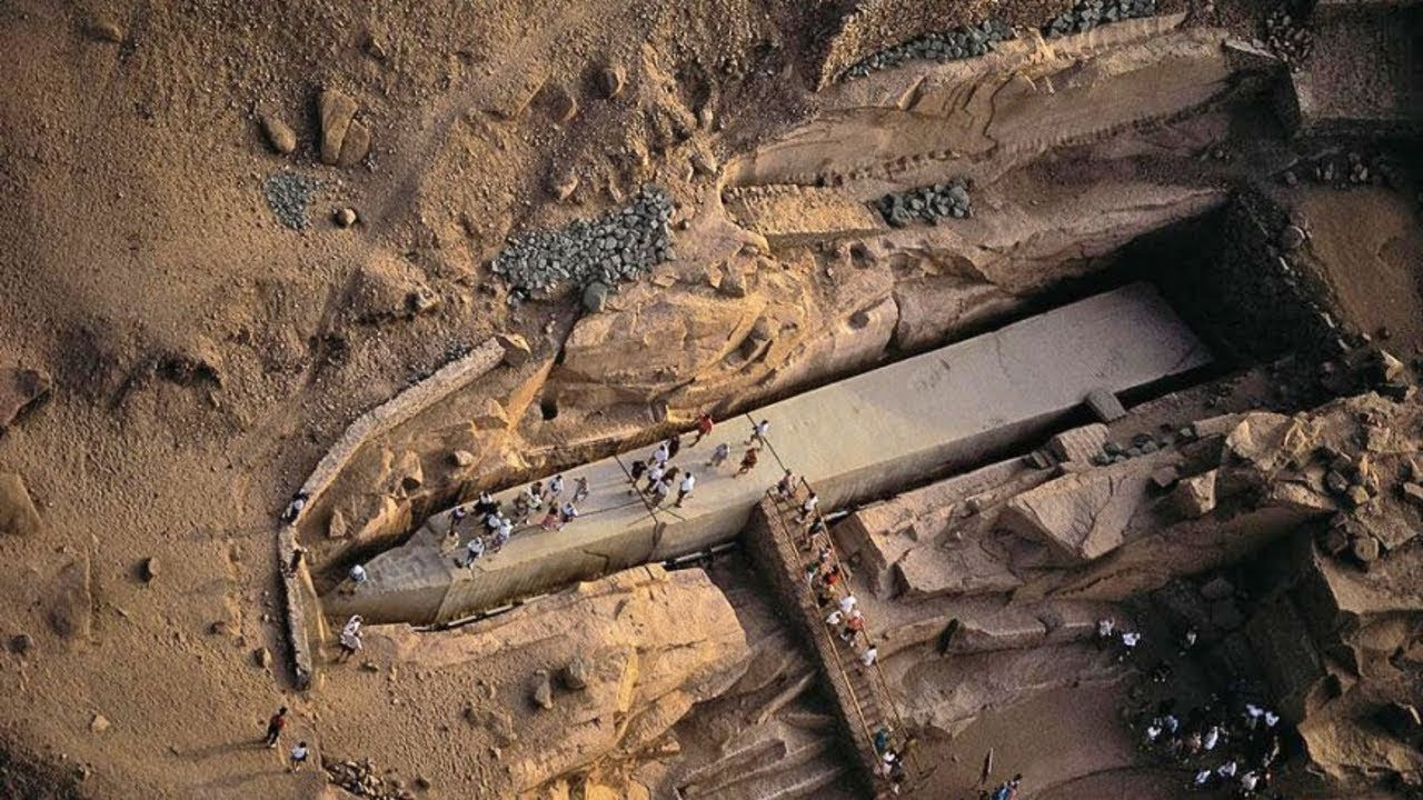 Bilim Adamlarını Şaşkına Çeviren 10 Arkeolojik Keşif