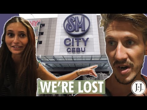 Foreigners explore INSANE MALL in the Philippines | Cebu, Philippines - Vlog #54
