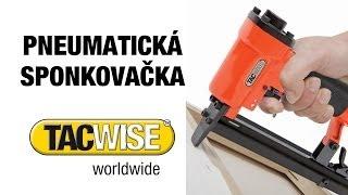 Pneumatická Sponkovačka A14014V Thumbnail