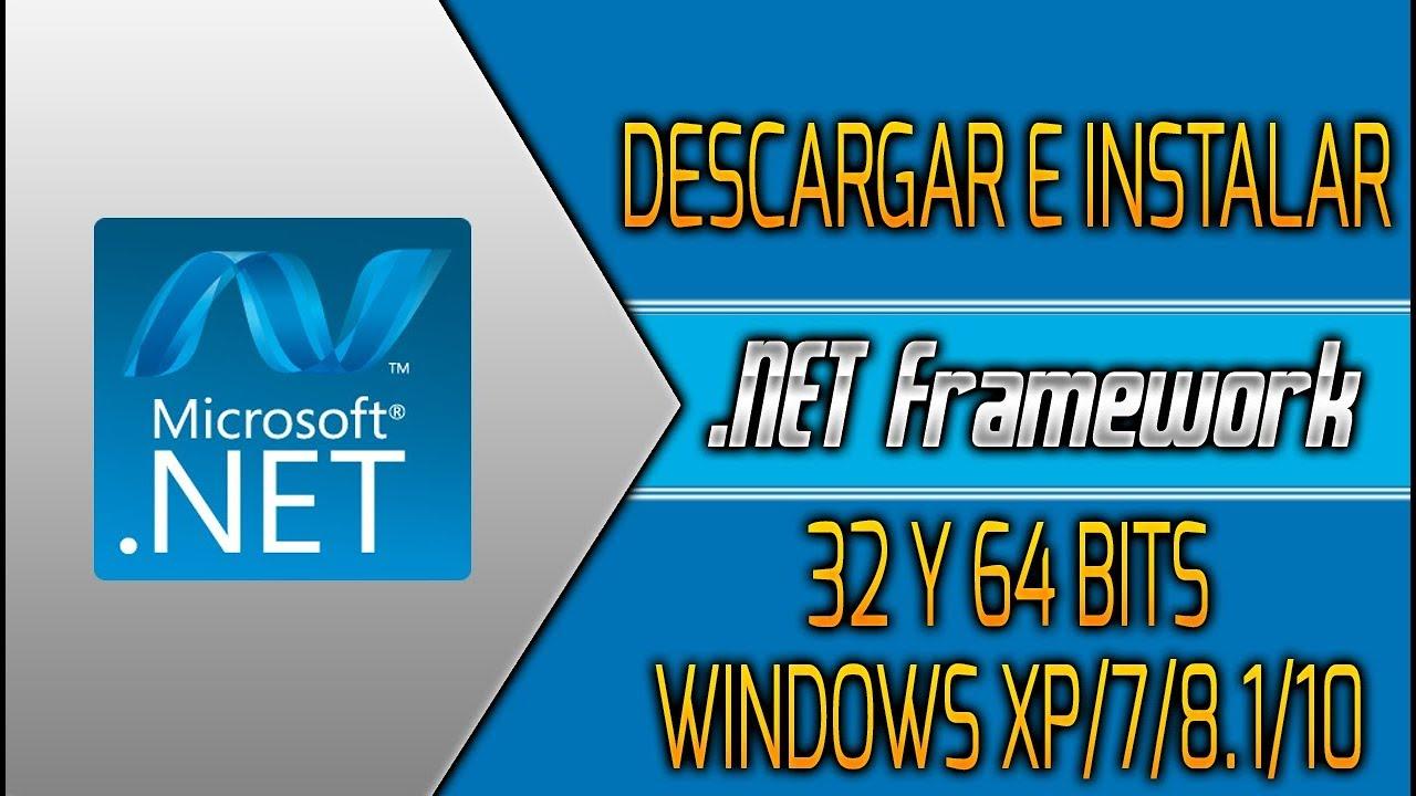 Descargar .NET Framework Offline [3.5 – 4.0 -…