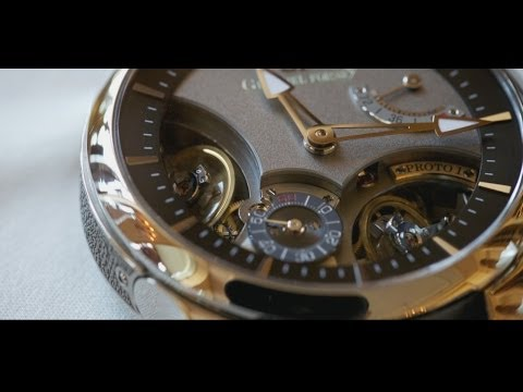Greubel Forsey's Stephen Forsey on the Double Balancier 35° Model