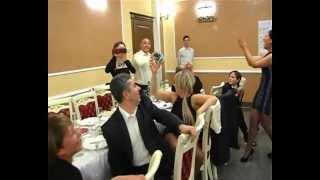 свадебный прикол от невесты.