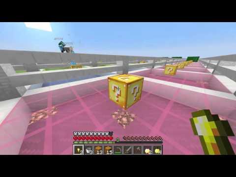 Lucky Blocks Race - Tonacho, Frigo y Alex - Locurón de carrera