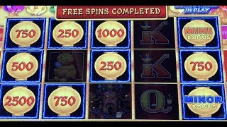 ⚡️LIGHTNING LINK HAPPY LANTERN ⚡️(2) HANDPAYS $25 SPINS ONLY ⚡️SLOT MACHINE THE COSMOPOLITAN