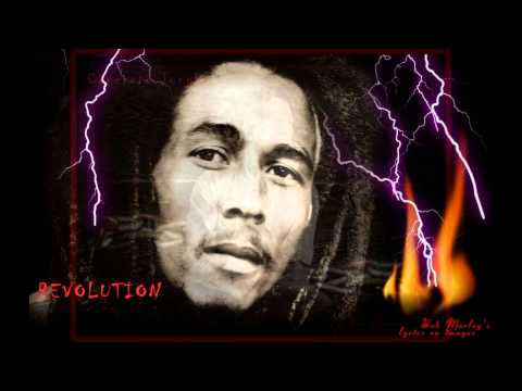 Bob Marley's lyrics en images