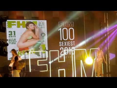 Event: FHM Philippines Victory Party 2016 - The Catwalk
