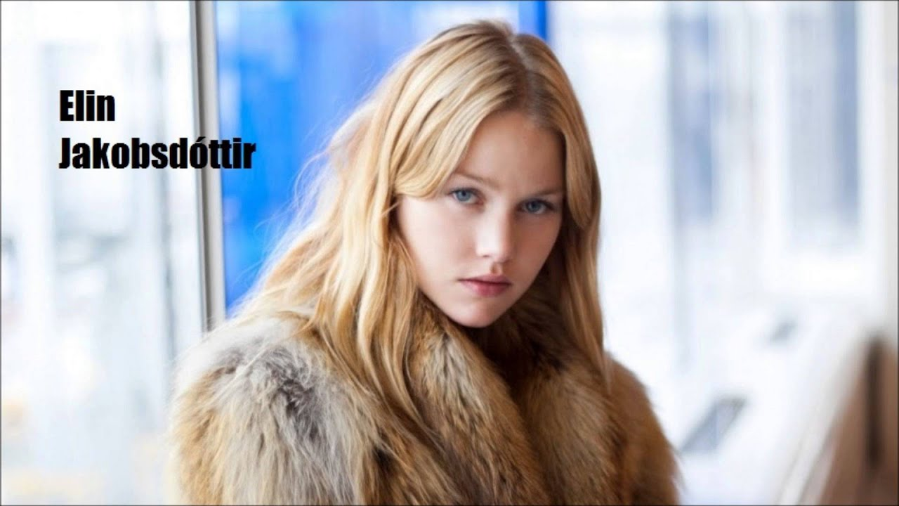top 14 the most beautiful icelandic women youtube