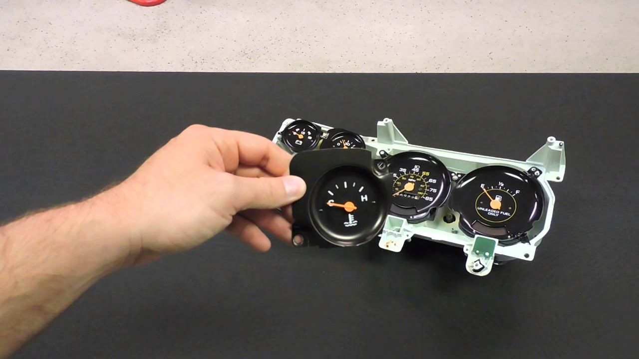 maxresdefault 1973 87 chevy truck temperature gauge youtube  at bayanpartner.co
