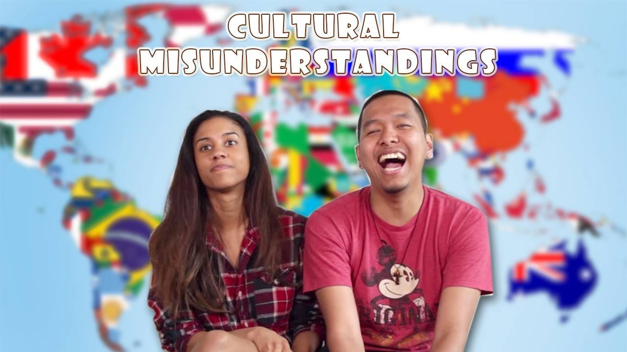 cultural misunderstandings Three common cultural misunderstandings as the cambridge institute's chief liaison between host families and international students.