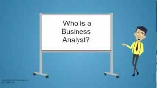 Who is a Business Analyst?