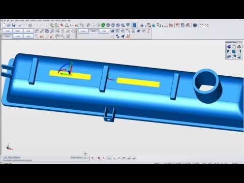 KeyCreator Direct CAD Modeling Technology