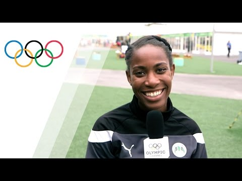 Dominica athlete trying to put her country on the map