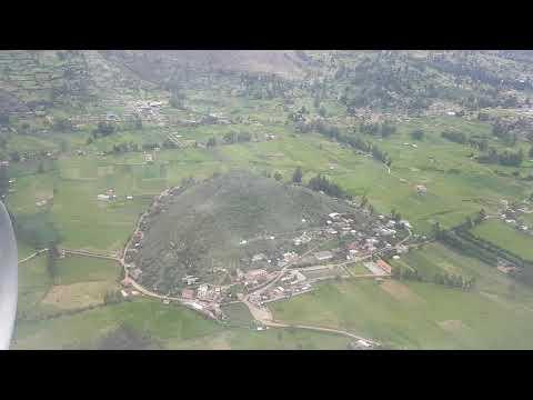 Vuelo Lima Cajamarca Mar2019