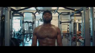 TREVANTE RHODES WORK OUT