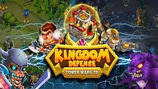 Kingdom Defense: Tower Wars TD