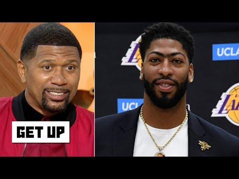 There is no real chance that Anthony Davis leaves the Lakers – Jalen Rose | Get Up