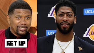 There is no real chance that Anthony Davis leaves the Lakers - Jalen Rose | Get Up
