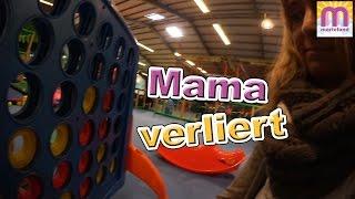 MEGA FUN IM TRAMPOLINO Indoor Spielplatz Freizeit Park Mama verliert | Vlog #16 marieland
